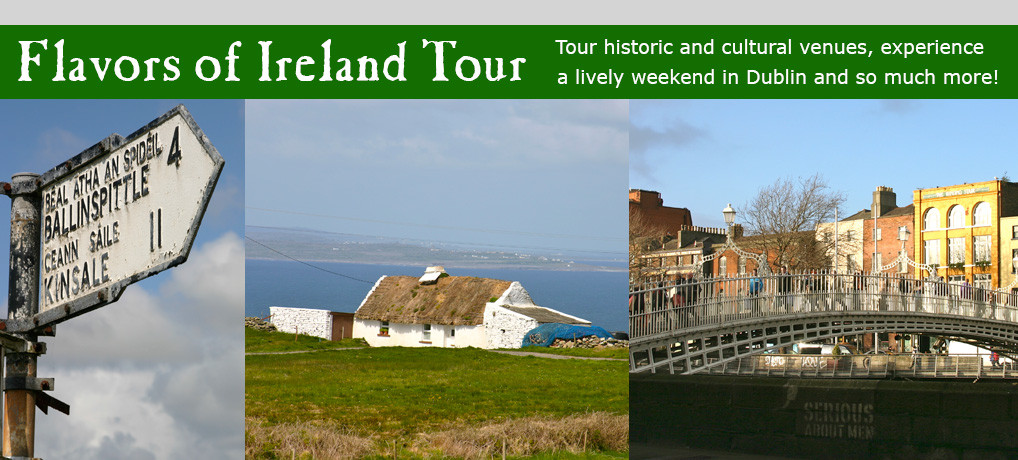 Flavors of Ireland Tour