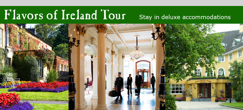 Flavors of Ireland 8-Day Escorted Tour