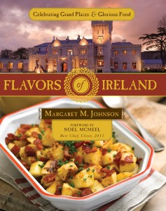 Flavors of ireland cookbook by margaret johnson
