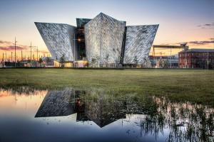 Titanic Belfast (Day 6)