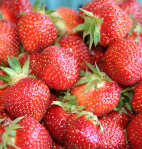closeupstrawberries