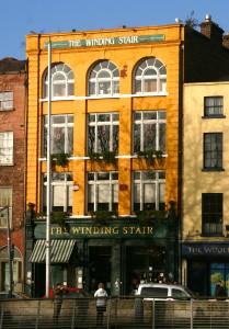 Dublin:WindingStair(2)