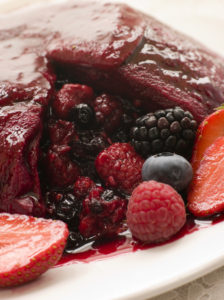summer pudding