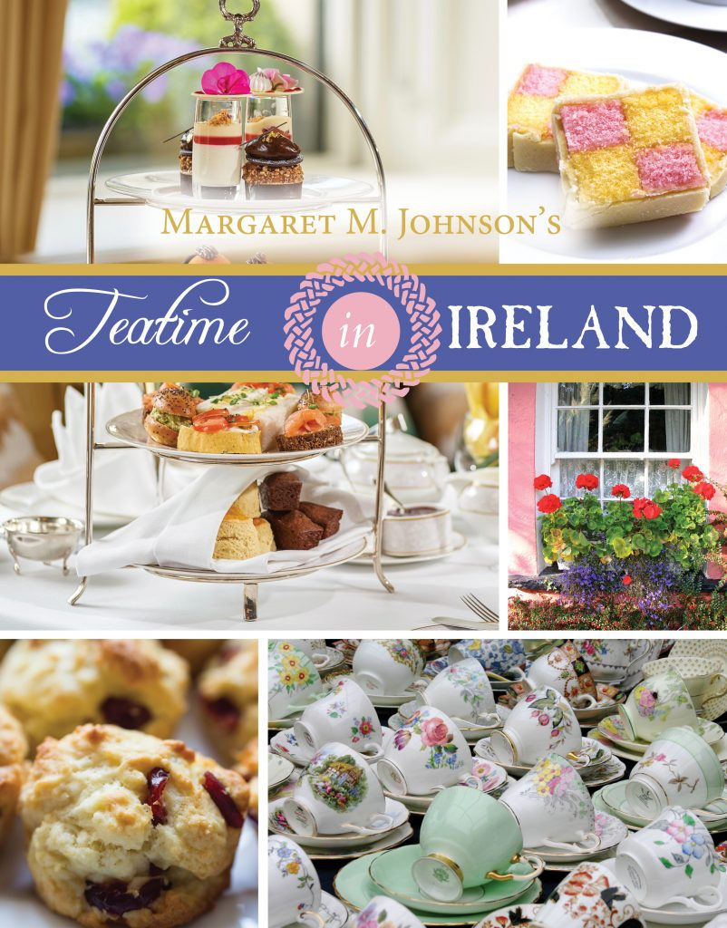 Teatime in Ireland Cookbook by Margaret Johnson available now